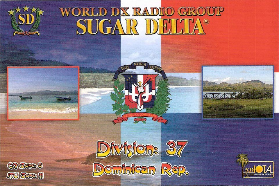 37 DIVISION   DOMINICAN REP