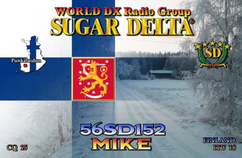 56 SD 152 MIKE